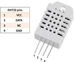 dht22 connections